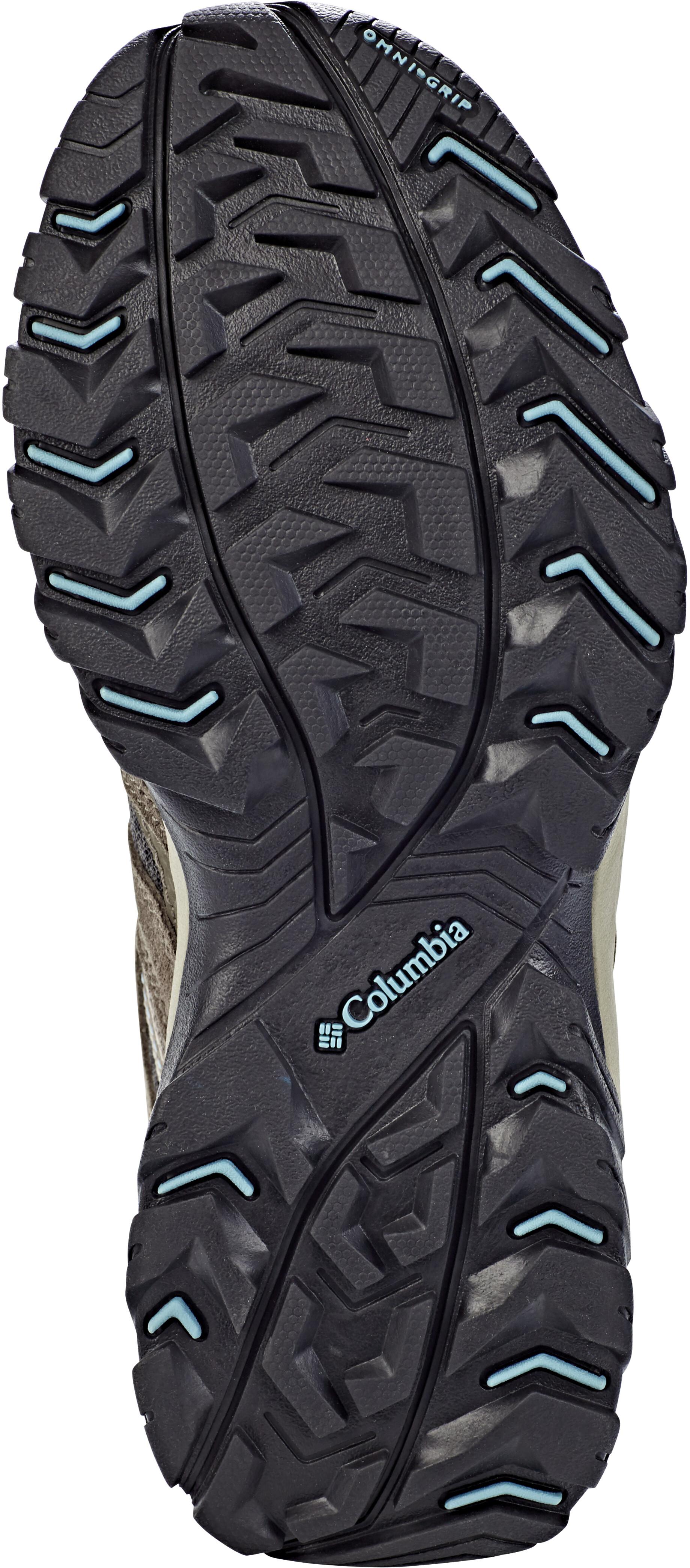 c780442ae3f Columbia Redmond XT Sko Damer brun | Find outdoortøj, sko & udstyr ...
